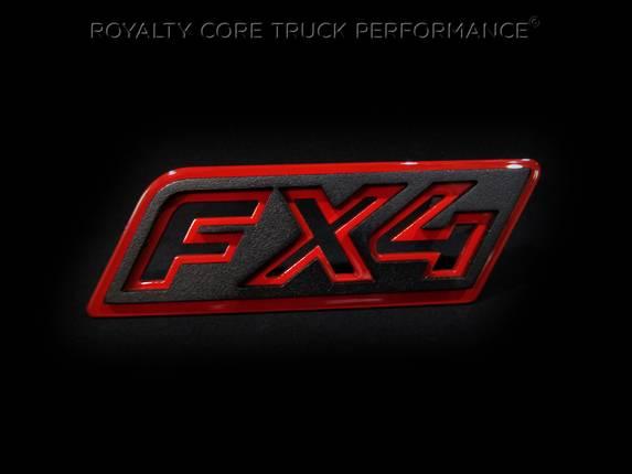 Royalty Core - FX4 Emblem