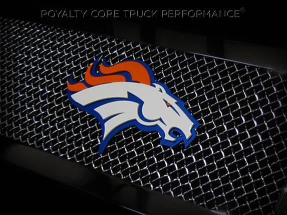 Royalty Core - Broncos Emblem