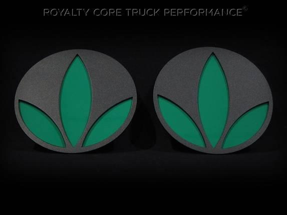 Royalty Core - Green Life Emblem