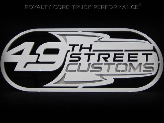 Royalty Core - 49th Street Emblem
