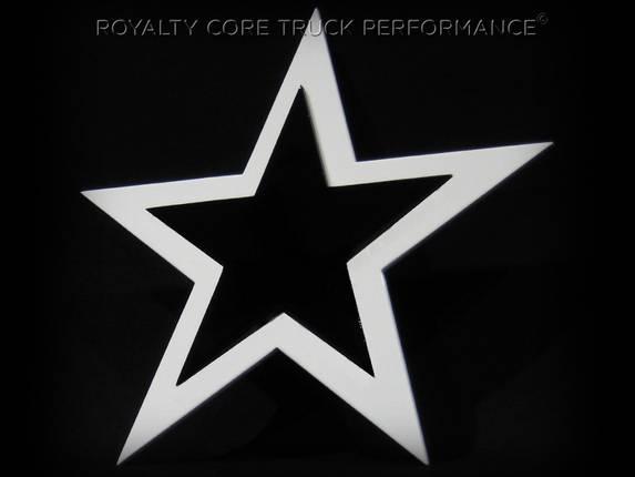 Royalty Core - 2 Tone Star Emblem