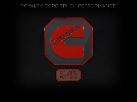 Royalty Core - Custom Cummins & 541 Emblem