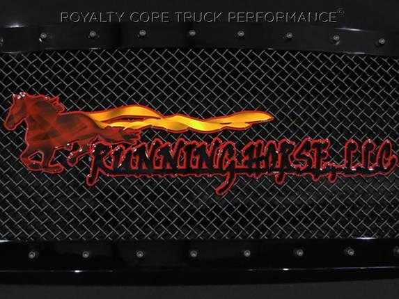 Royalty Core - Running Horse Emblem