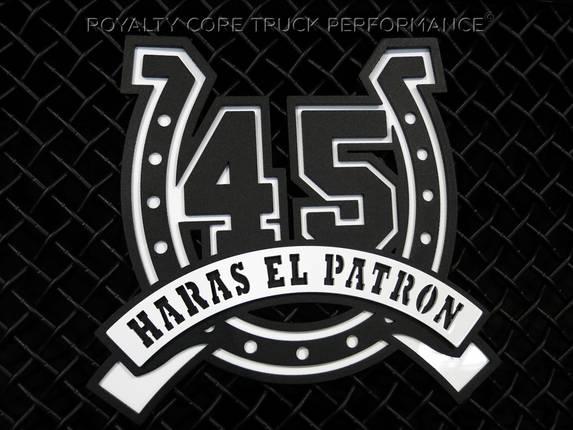 Royalty Core - HARAS EL PATRON Emblem