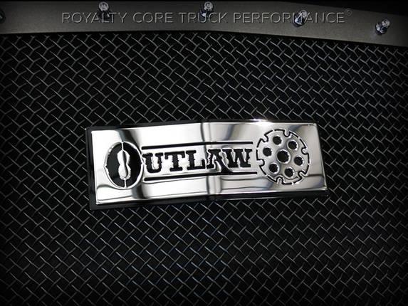 Royalty Core - Custom OUTLAW EDITION EMBLEM