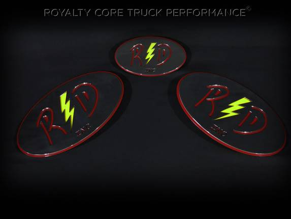 Royalty Core - R&D Custom EMBLEM