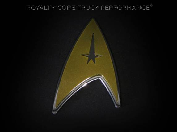 Royalty Core - Star Trek Emblem