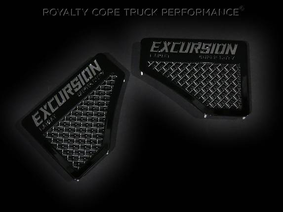 Royalty Core - Excursion Side Badge