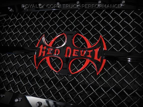 Royalty Core - Custom RED DEVIL Swords
