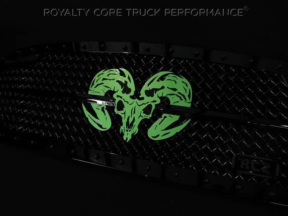 Royalty Core - RAM Skull Custom