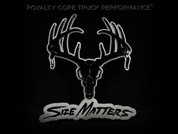 Royalty Core - SIZE MATTERS DEER EMBLEM