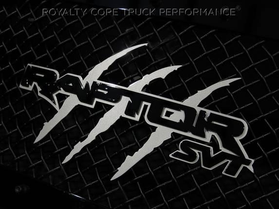 Royalty Core - Raptor Slash Emblem
