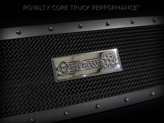 Royalty Core - Toyota Tundra Outlaw Emblem