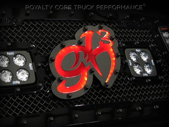 Royalty Core - Custom George Hill Emblem