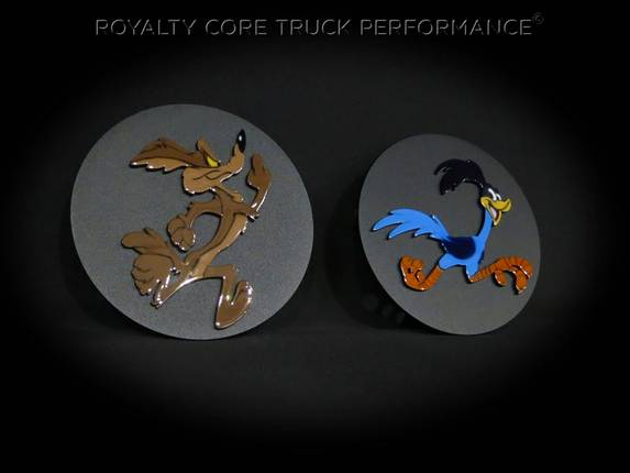 Royalty Core - Wilie Coyote And Road Runner