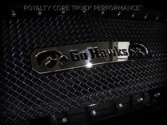 Royalty Core - Hawkeye Emblem