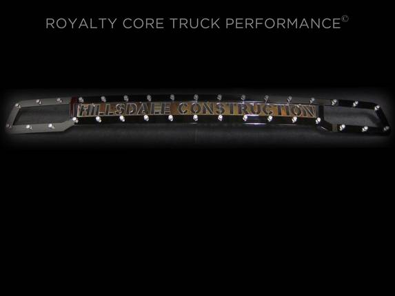 Royalty Core - Hill Side Bumper Grille Plate