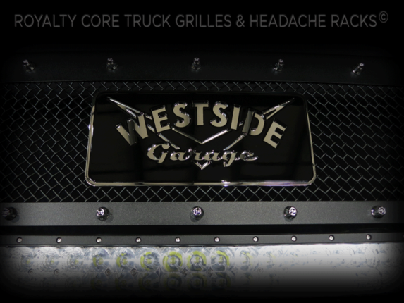 Royalty Core - Westside Garage Emblem