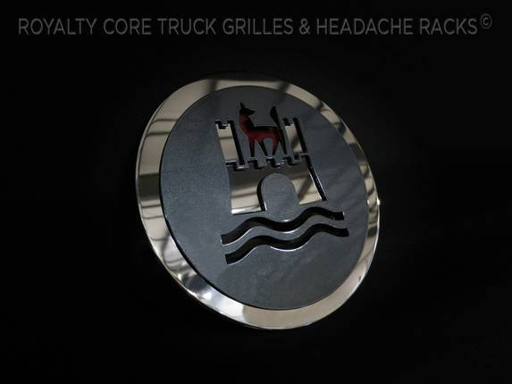 Royalty Core - Custom Wolfsburg Emblem