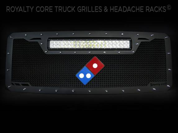 Royalty Core - Dominos Company Emblem