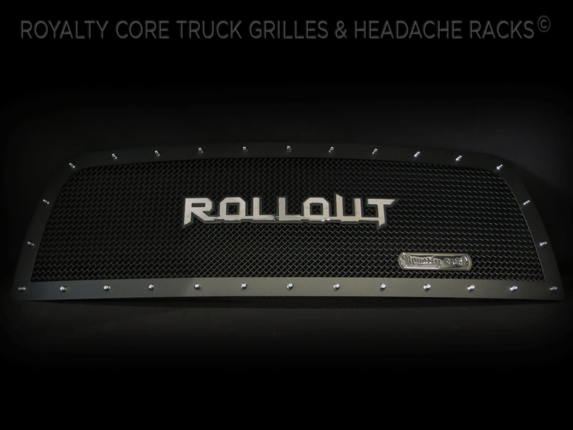 Royalty Core - Custom Rollout Lettering