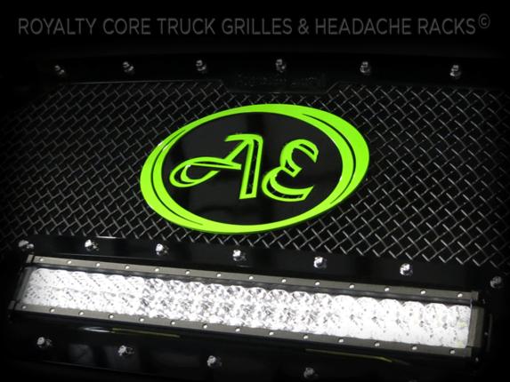 Royalty Core - AE TOWING Company Logo