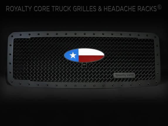 Royalty Core - Texas Oval Emblem