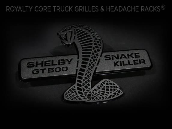 Royalty Core - Snake Killer Logo