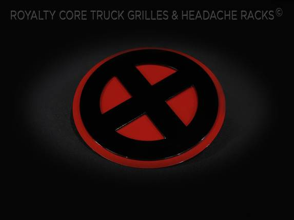 Royalty Core - Custom X Emblem