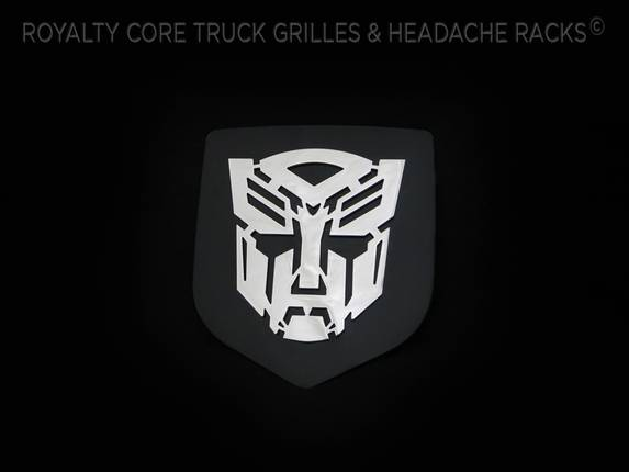 Royalty Core - Custom Autobot Emblem For Ram Tailgate