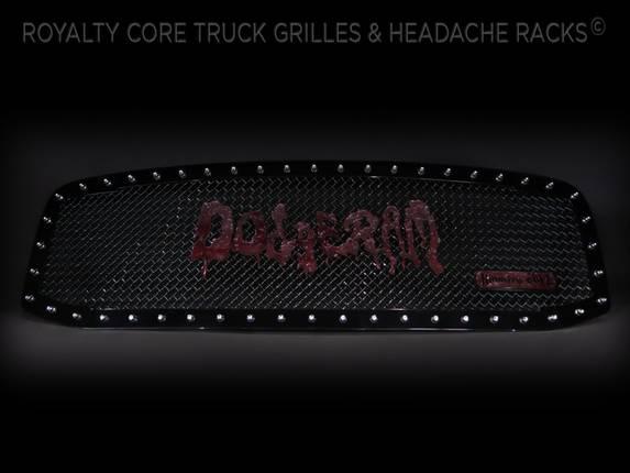 Royalty Core - Custom Ram Blood Emblem