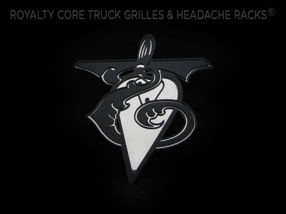 Royalty Core - Custom Trowel Emblem
