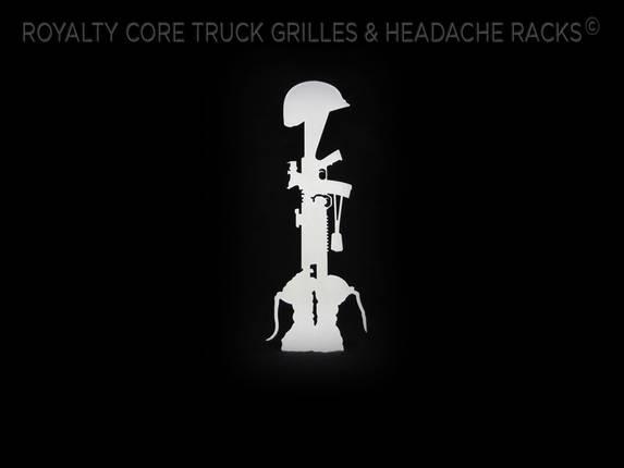 Royalty Core - Custom Fallen Soilder Emblem