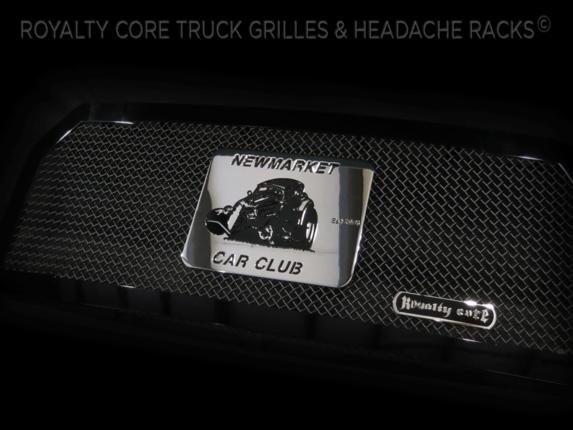Royalty Core - Custom New Market Emblem