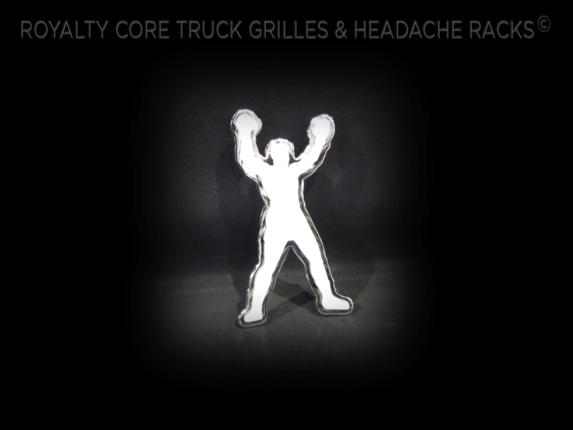 Royalty Core - Custom Boxer Emblem