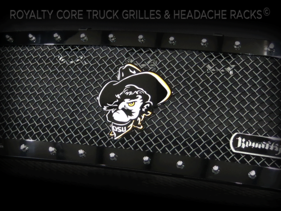 Royalty Core - Pistol Pete Emblem