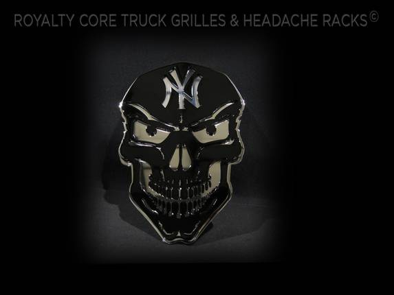 Royalty Core - NY Skull Emblem
