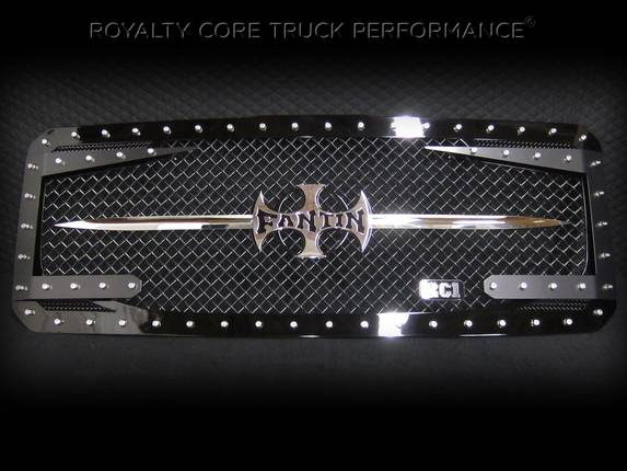 Royalty Core - Custom Lettering Sword Assembly