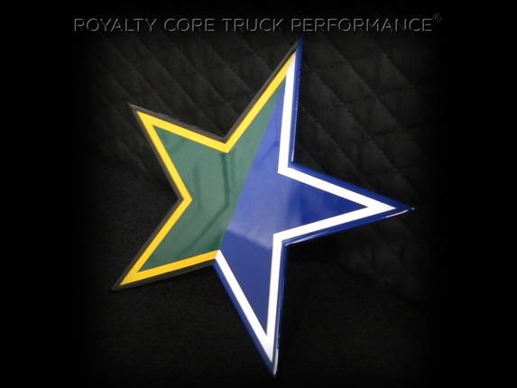 Royalty Core - Star Logo
