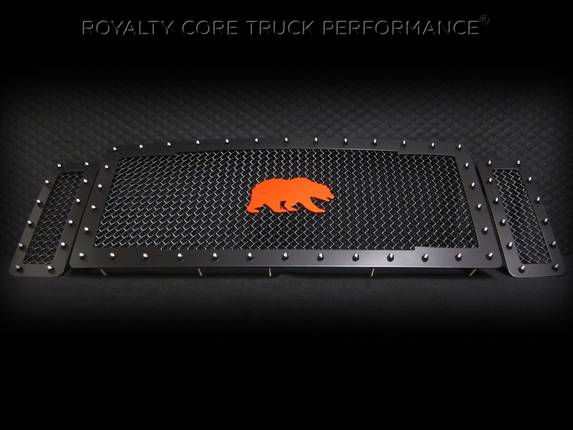 Royalty Core - Bear Emblem
