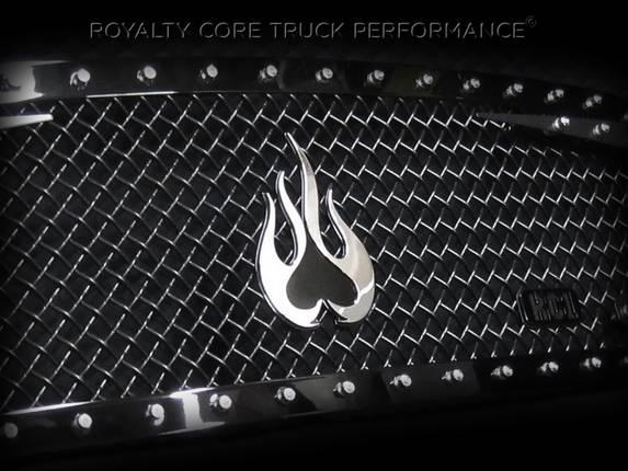 Royalty Core - Spade Logo