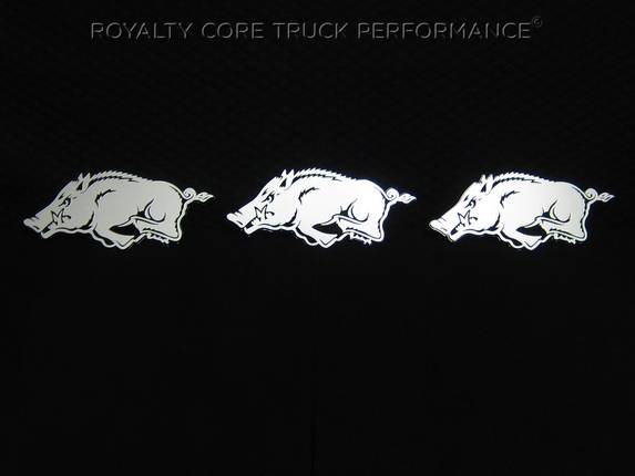 Royalty Core - Arkansas Razorback Logos
