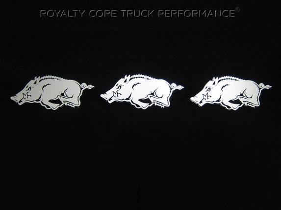 Royalty Core - Arkansas Razorback Logos