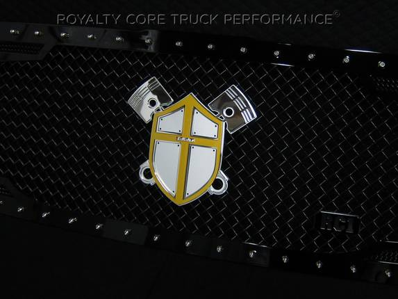 Royalty Core - Custom Truck Company Emblem
