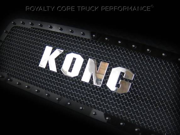 Royalty Core - KONG LETTERS