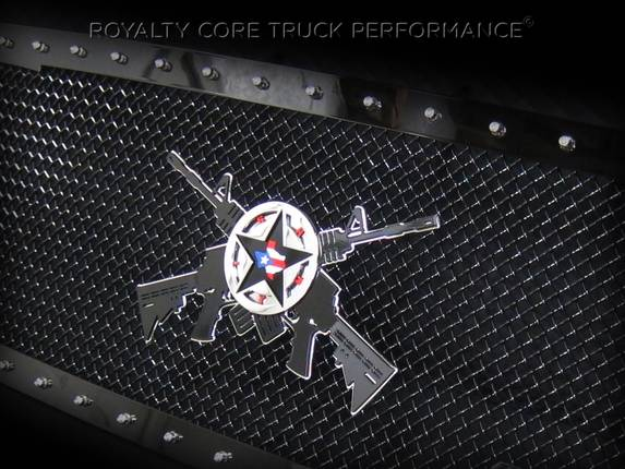 Royalty Core - Texas Emblem