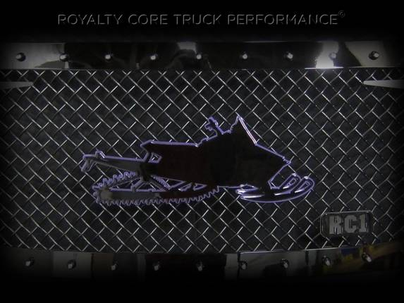 Royalty Core - Snow Moblie Logo