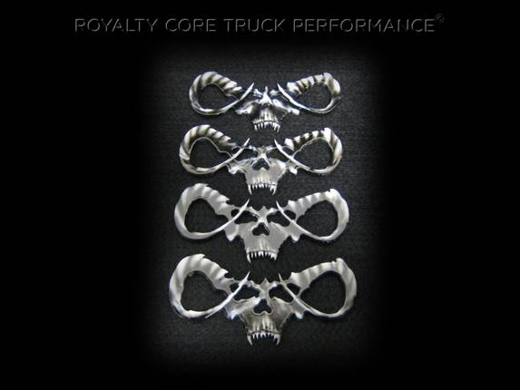 Royalty Core - Micro Machining and Airbrushing