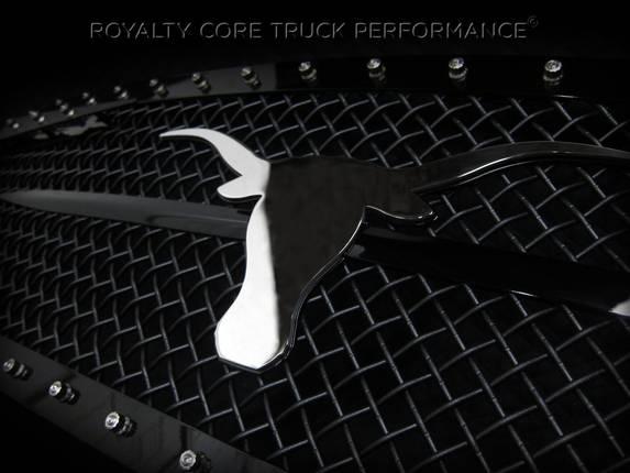Royalty Core - Custom Longhorn Swords