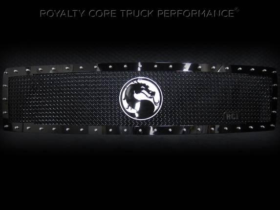 Royalty Core - Dragon Logo